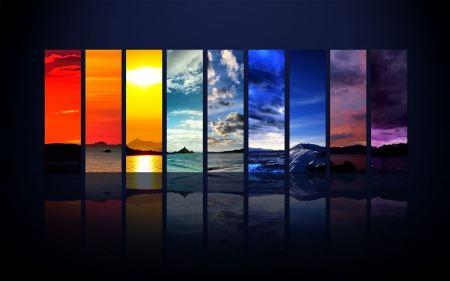 Free Spectrum Of The Sky