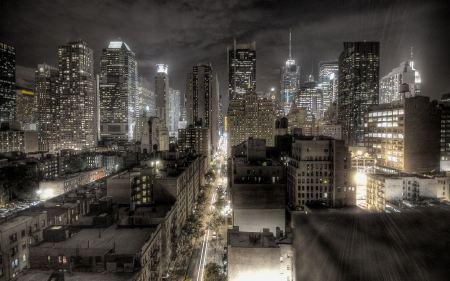 Free Dark Newyork city