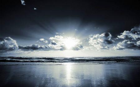 Free Dark Sunrise