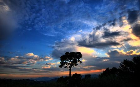 Free Dramatic sky