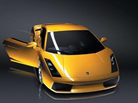 Free Open Door Lamborghini