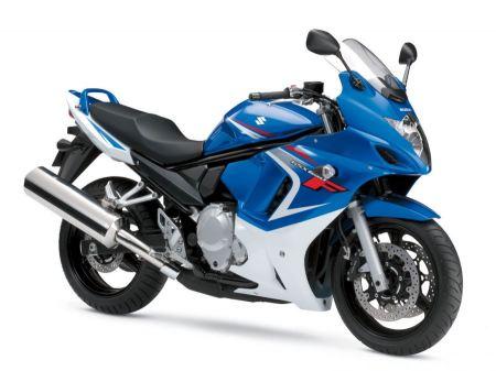 Free Blue & White Suzuki
