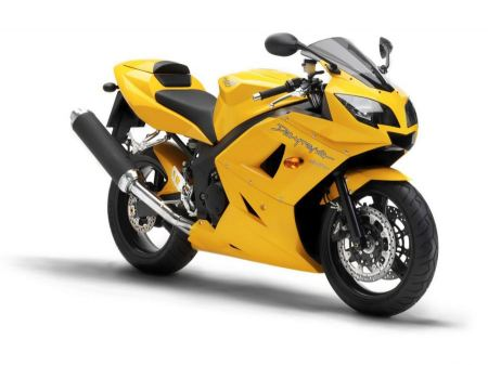 Free Yellow & Black Daytona