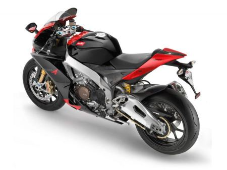 Free Red and Black Motorcycle