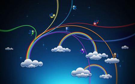 Free Rainbows