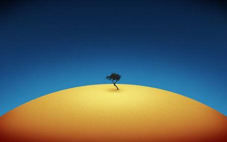Free Tree Alone