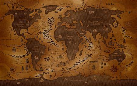 Free World Map