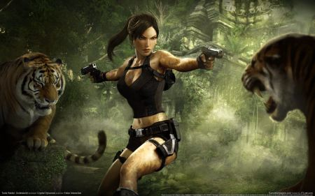 Free Tomb Raider Underworld Game Widescreen