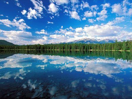 Free Edith Lake Jasper National Park Canada