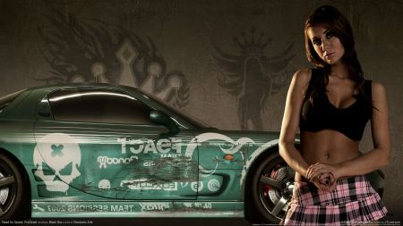 Free Need for speed prostreet Girls 2