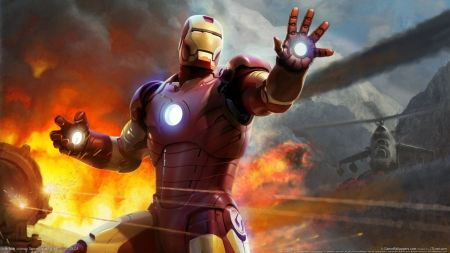 Free Iron Man HD Game