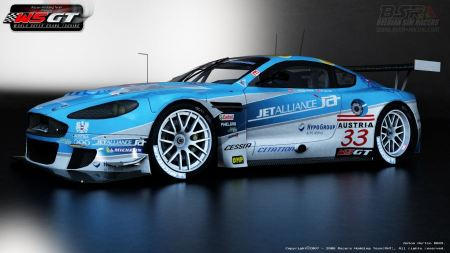 Free GT Race Car