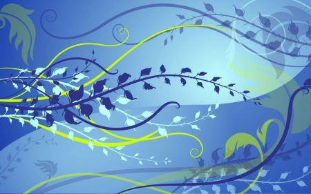 Free Blue Wind