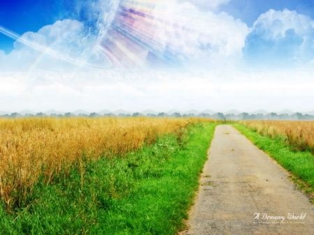 Free Dreamy World Path