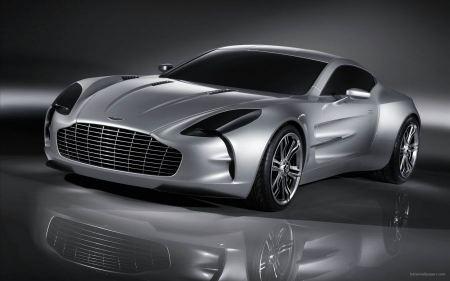 Free Superhero Aston Martin