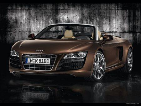 Free Slick Brown Audi