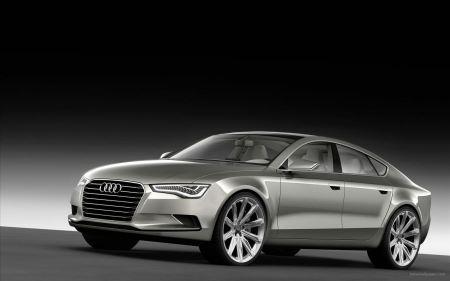 Free All Silver Sportback Audi