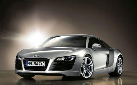 Free Audi R8 2