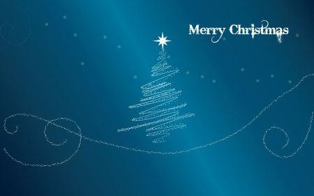 Free Merry Christmas Glitter