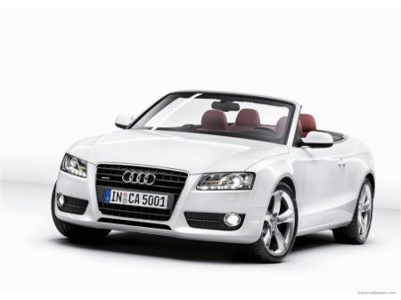 Free 2010 Audi A5 Cabriolet