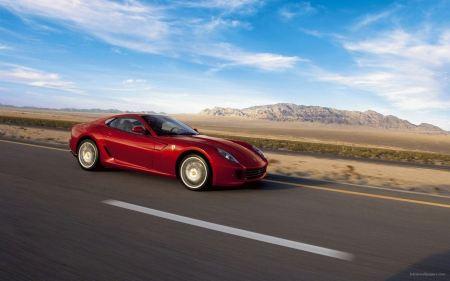 Free Ferrari 599 GTB 11