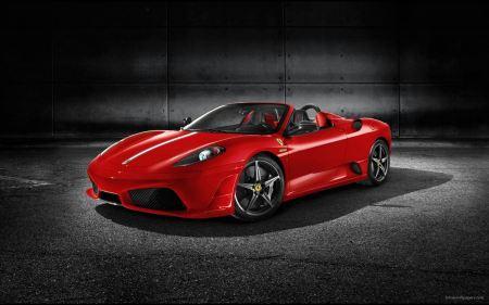 Free Ferrari Scuderia Spider 16M 12
