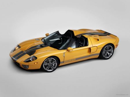 Free Ford GTX1 Concept 4