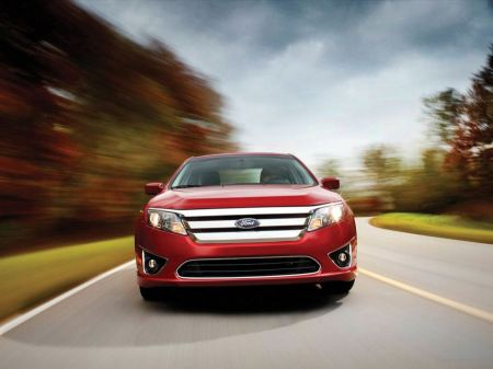 Free 2010 Ford Fusion