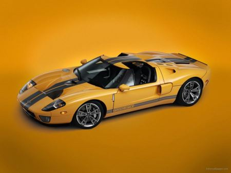 Free Ford GTX1 Concept