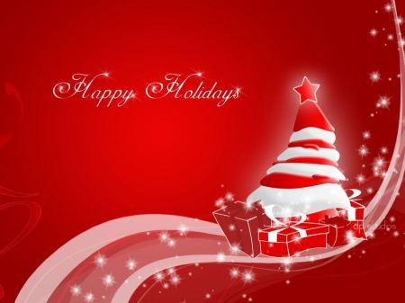 Free Happy Christmas Holidays