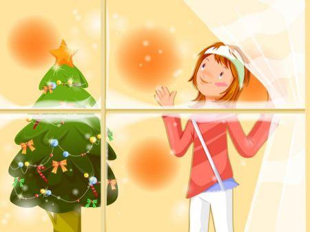Free Wishing Well Christmas