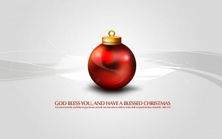 Free Merry Christmas God Bless You