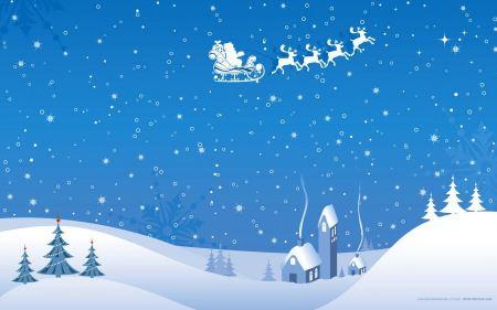 Free Christmas Winter Vector