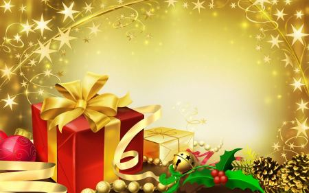 Free Colorful Gifts for Christmas
