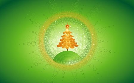 Free Beautiful Christmas Tree Design