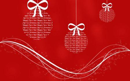 Free Simple Merry Christmas