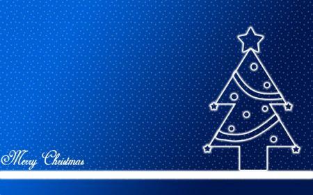 Free Happy & Merry Christmas
