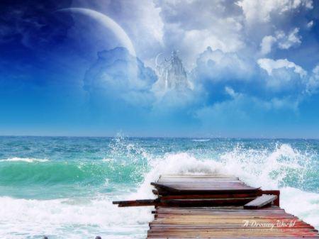 Free Sea Dreamy World