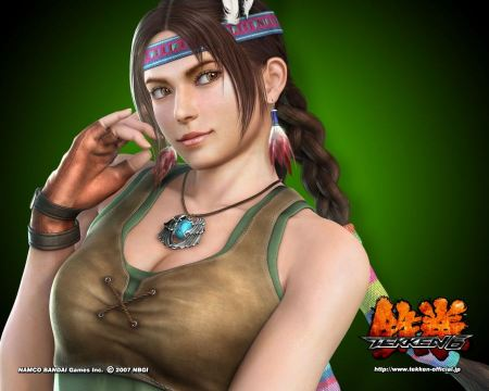Free Julia Chang Tekken 6