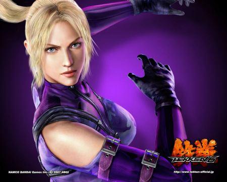 Free Nina Tekken 6