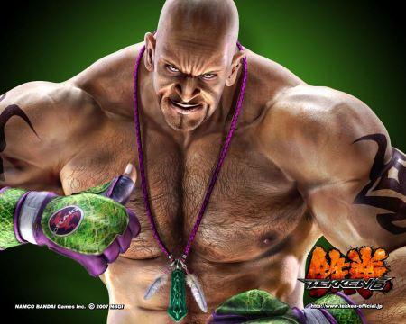 Free Craig Marduk Tekken 6