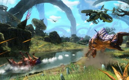 Free Avatar The Game Widescreen