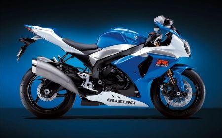 Free Suzuki GSX R1000
