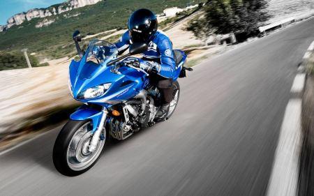 Free 2009 Yamaha FZ6 Fazer S2