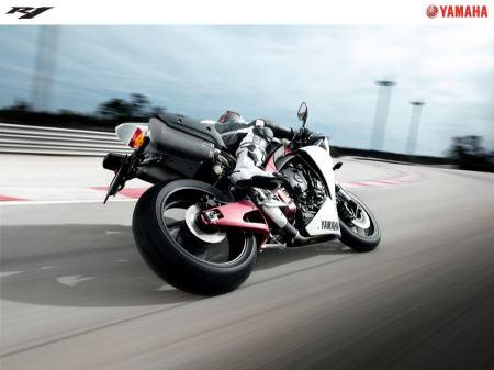 Free 2009 Yamaha YZF R1 Bike