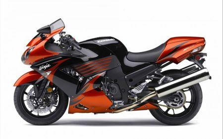 Free 2009 Kawasaki Ninja ZX 14