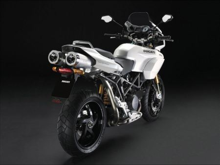 Free Ducati New Pearl White Livery