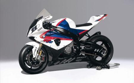 Free BMW S 1000 RR Racebike