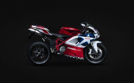 Free Ducati 848 Widescreen
