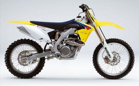 Free 2009 Suzuki RM Z450 Motocross